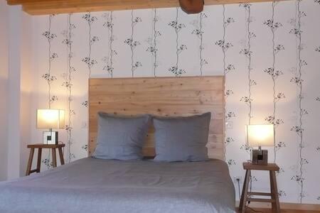 Chambre dans les Hautes-Alpes - Saint-Julien-en-Champsaur