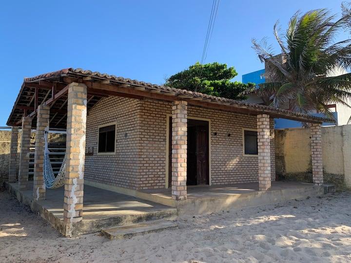Casa beira mar (ao lado de Genipabu)