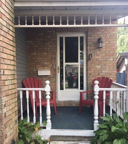 Haluka Home located near the Niagara Falls,ON