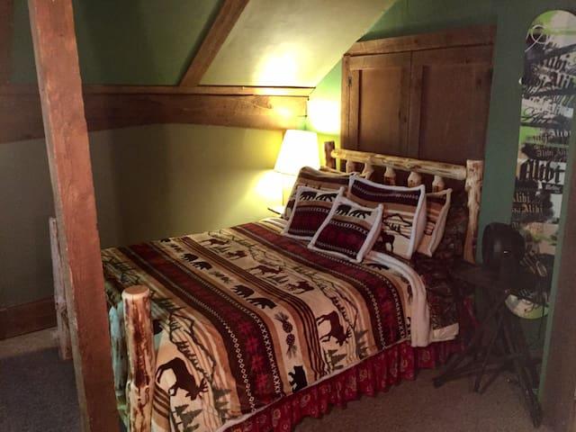 Grunberg Haus - Green Mountain Suite