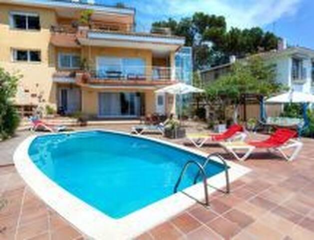 Casa de vacaciones exclusiva