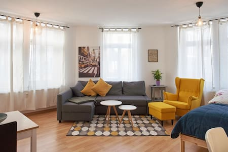 Adorable Apartment in Lindenau