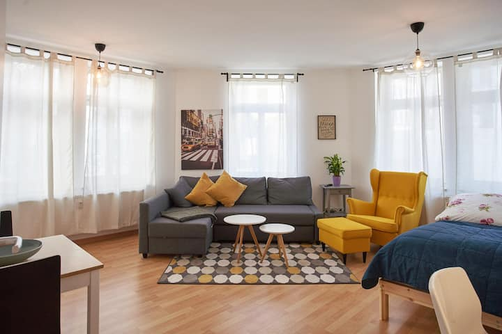 Adorable Apartment in Lindenau