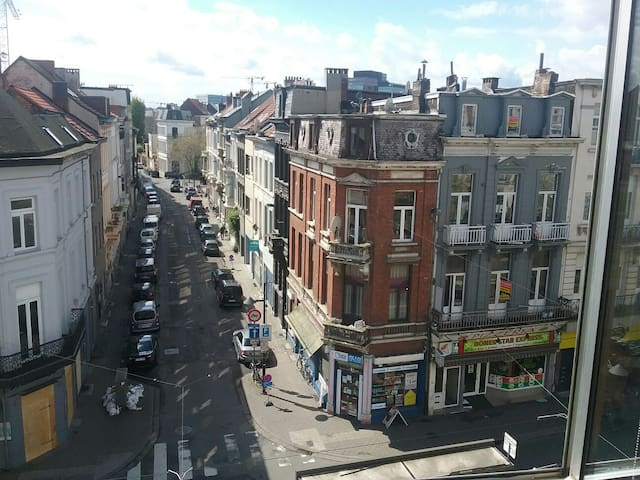 Cosy 2bedroom appartement in center - Antwerpen - Leilighet