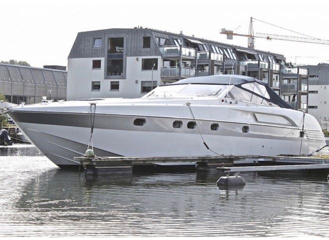 Italien Yacht with walkingdistance to main city.