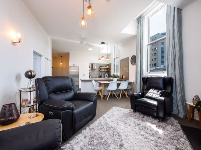 Central City Luxury Apartment - 2 Bedrooms