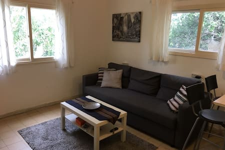 Spacious apartment in the best location in TLV! - Tel Aviv-Yafo