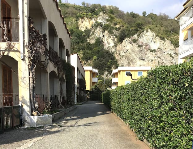 Villetta a schiera a Guardia Piemontese Marina