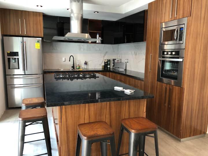 Casa moderna Paraiso a pasos de playa Factura +iva