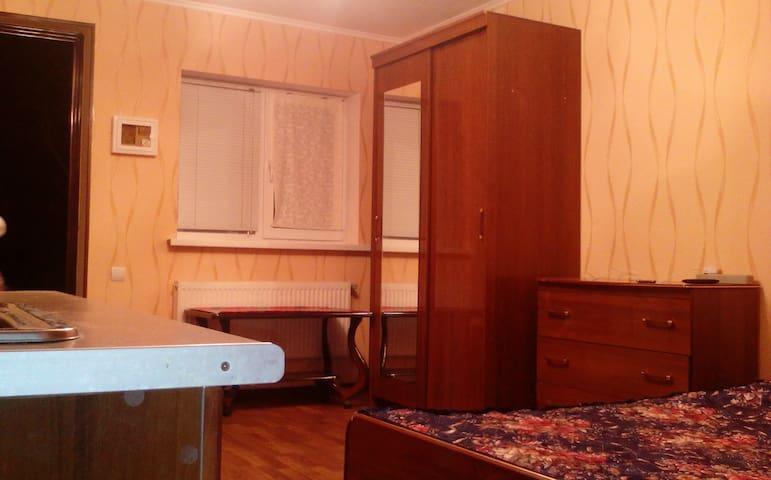 Квартира-студия в курортной зоне - Pyatigorsk - Apartment
