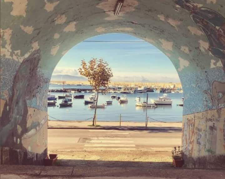 B&B&Garden2 Oplontis Amalfi coast Vesuvius&Pompeii