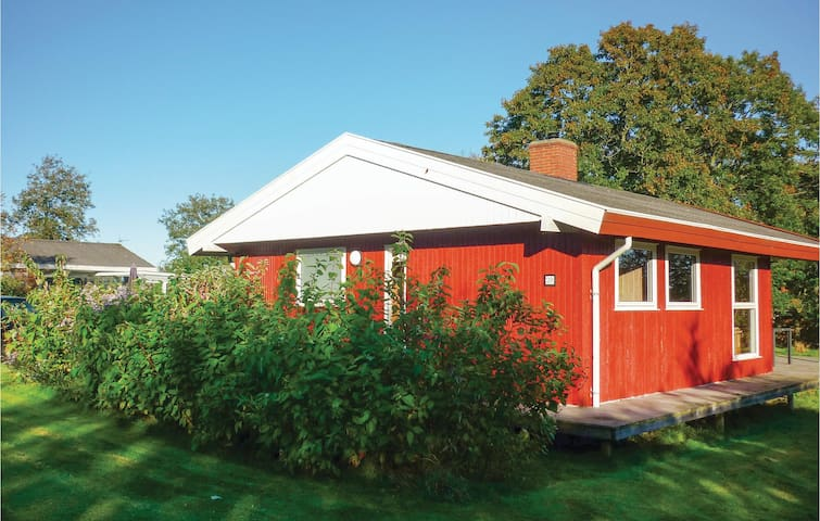 Holiday cottage with 3 bedrooms on 63m² in Farsø