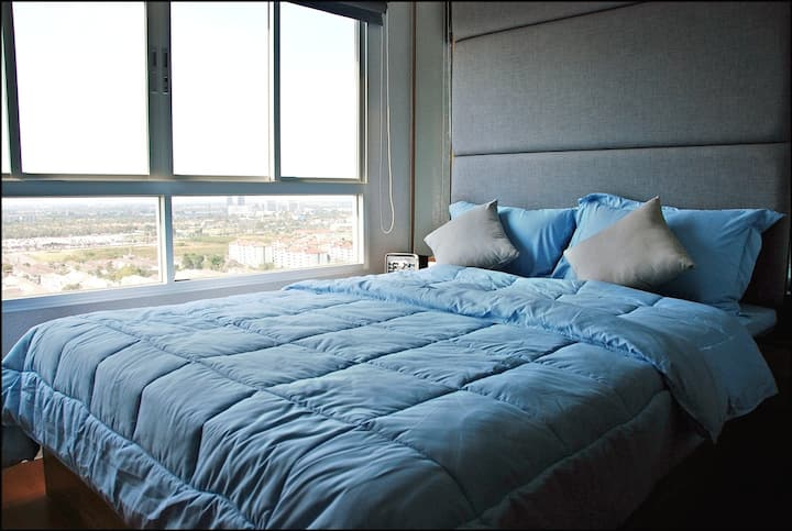 A Cozy Fully Furnished Room | Hi-speed Wifi | MRT