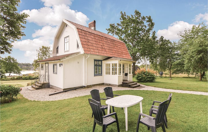 Beautiful home in Köpmannebro with WiFi and 3 Bedrooms