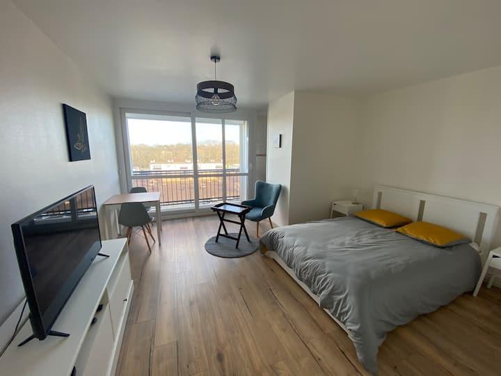 Charmant appartement avec tout le confort