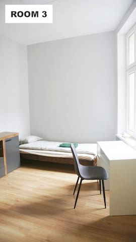 Pokoje prywatne w centrum Katowic