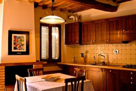 Appartamento in borgo medioevale - Murlo - Lägenhet