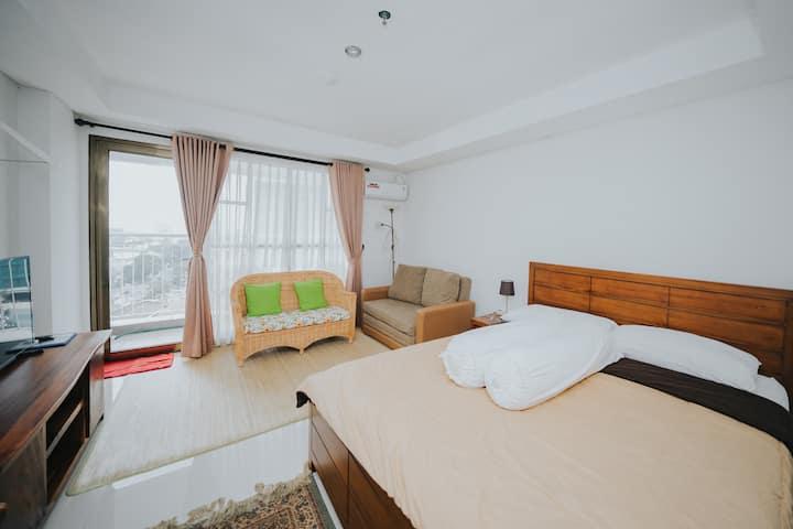 Tera Residence # 207A spacious  studio, 36 sqm