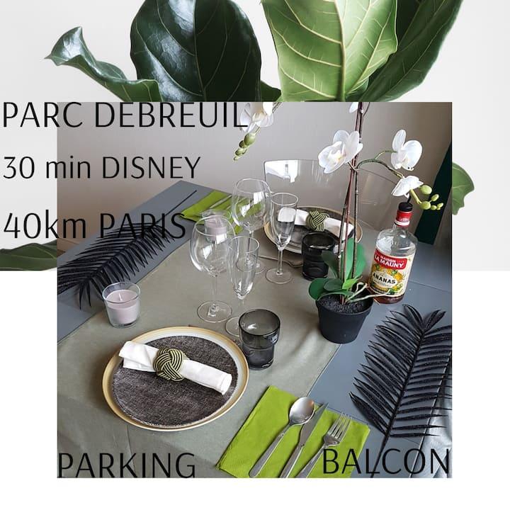 Residence du parc Debreuil