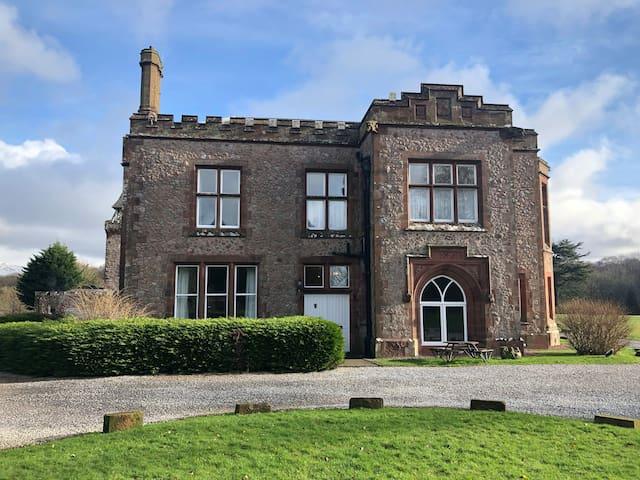 Broughton House - Irton Hall