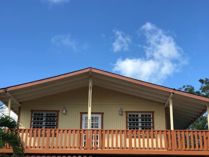 Boqueron Beach House 3 bedrooms. Ask for 10 % off