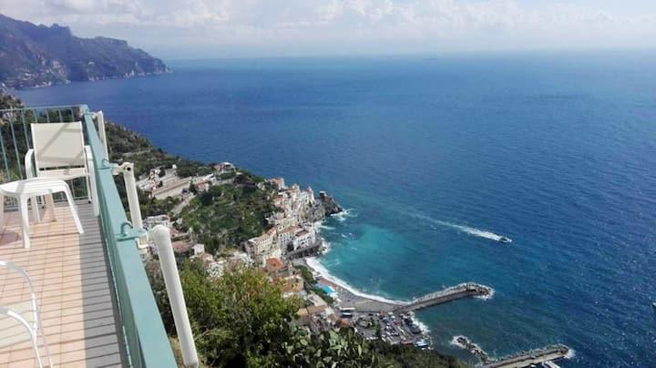 Amalfi's Holiday House: L'Infinito!
