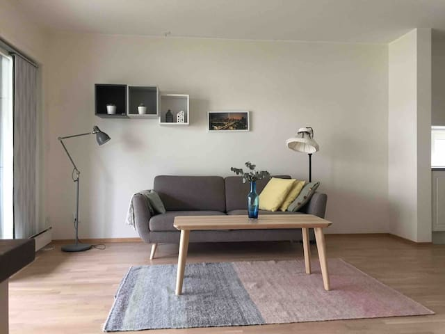 Modern apartment close to any facilities