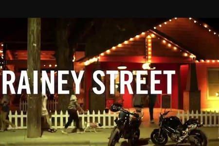 Great Location, luxury studio on Rainey street! - Austin