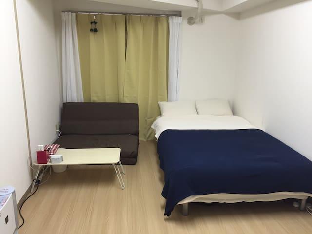 NEW50%OFF!三軒茶屋駅から簡単アクセス/渋谷まで5分/三軒茶屋の三角地帯の近く - Setagaya-ku - Apartamento