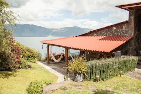Casa Ajal in Lake Atitlán