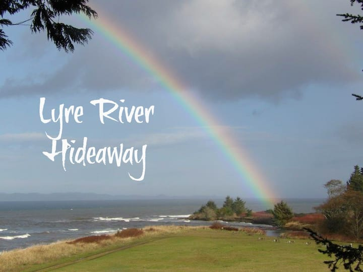 Lyre River Hideaway with Waterfront Views and Beach Access