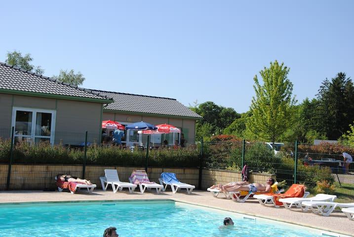 Cottage pour séjour en famille - Beynat - Chalet