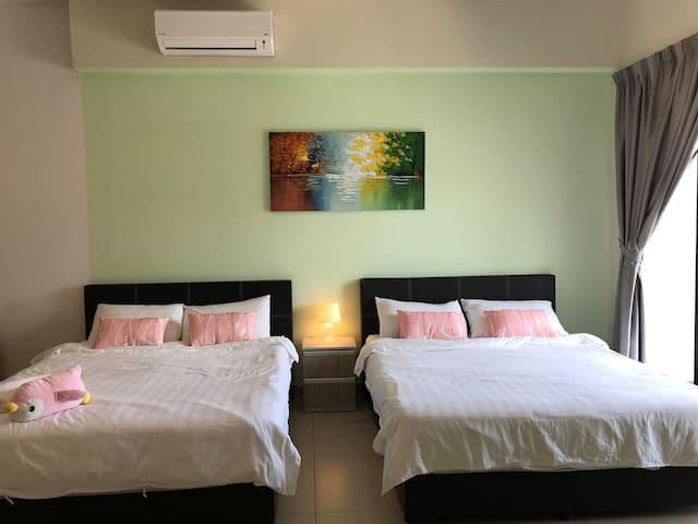 Kawasan bilik tidur