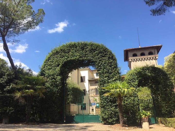 Il Termine Strada di Strove 22 Monteriggioni Siena