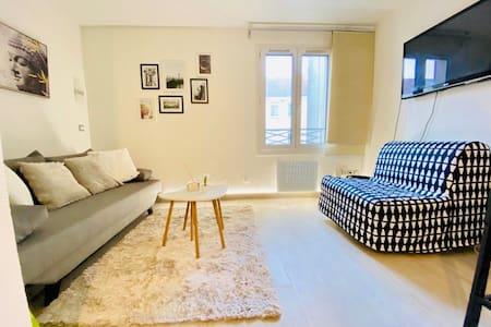 Appartement cosy entre Disneyland et Paris