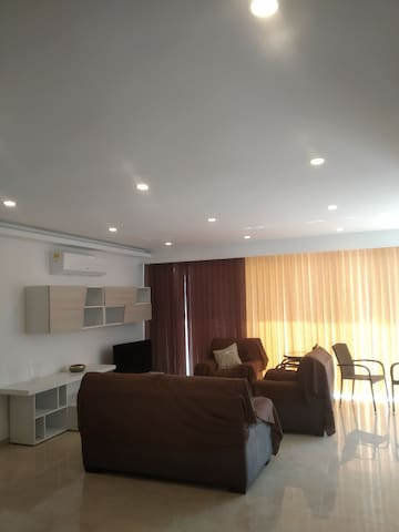 Bright Penthouse in Paceville