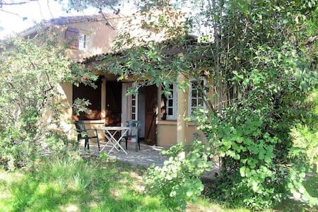 Wine-cellar Cottage in Languedoc - Cébazan