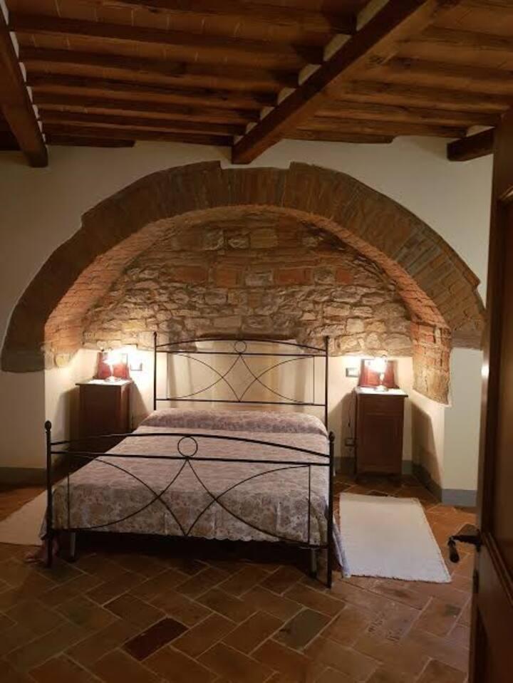 Cozy Apartment, Historic center of Lucignano