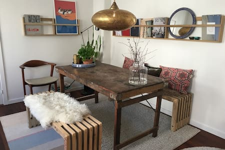 Charming Art Deco apartment - Aarhus - Lakás