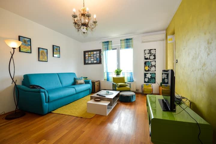 Apartman Gisella - Lungo Mare
