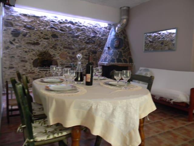 Elafonisi- Anna's Village House