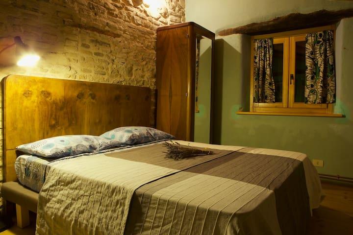 ---foto della camera fatta di notte...