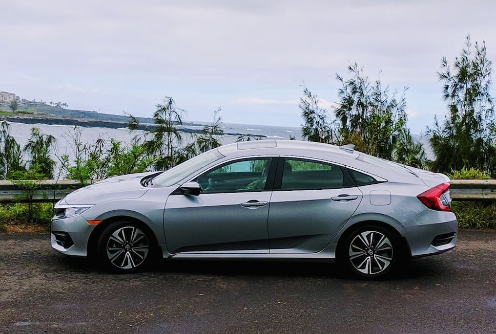 Ask about our Rental car!  2016 Honda Civic!!