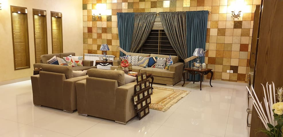 Designer private rooms
