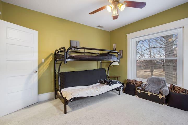 2nd Floor 4th Bedroom