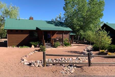 Bear Pond Cabin