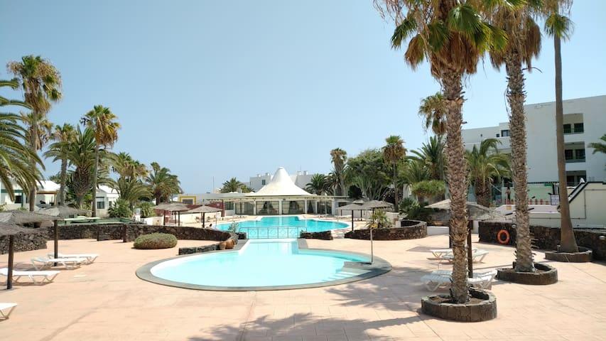 luxury casa sea front 2p costa teguise II
