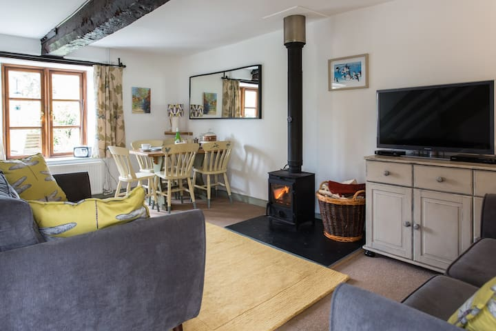 Mardon - Dartmoor Cottage sleeps 5