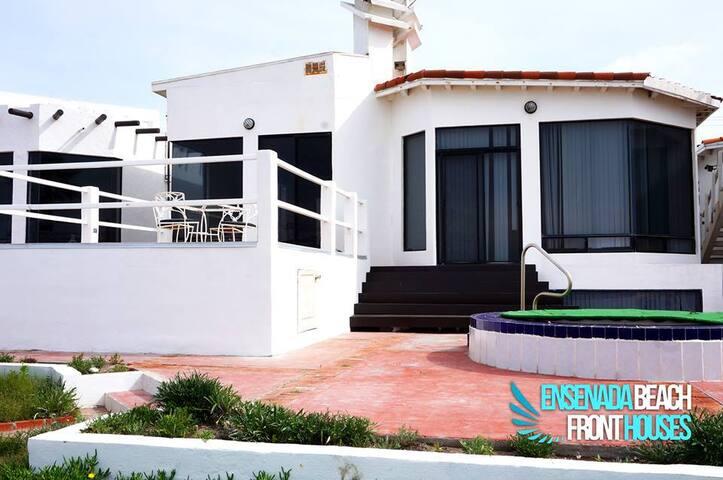 Casa Palapa #510 - Ensenada Beach Front Houses - Ensenada - Dom