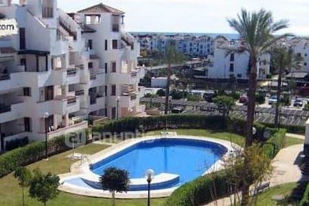 Apartamento  4 personas a 100 m de la playa.- - Playas de Vera - Apartment